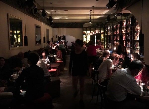 28 Hong Kong Street Speakeasy Bar Interior