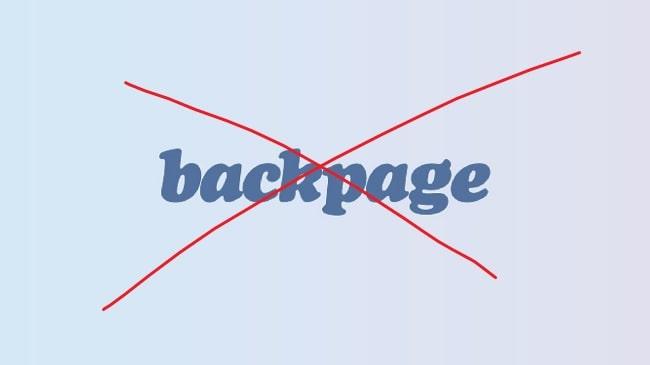 backpage logo gone