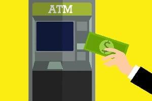 ATM deposit